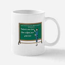 Personalize Teacher Mug