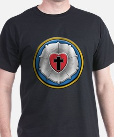 Lutheran Rose T-Shirt