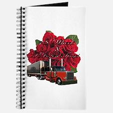 18 Wheels & A Dozen Roses Journal