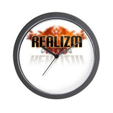 REALIZM Radio - Wall Clock