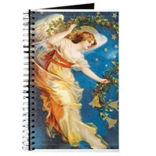 Angel with Bells Journal