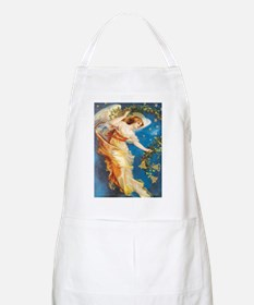 Angel with Bells BBQ Apron