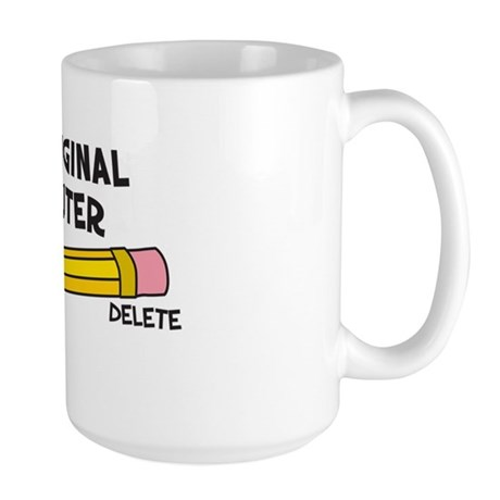 Original Computer Large Mug