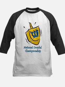 National Dreidel Championship Tee