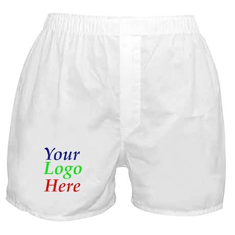 Custom Logo Boxer Shorts