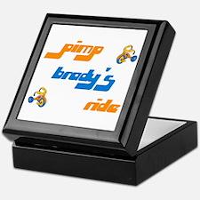 Pimp Brady's Ride Keepsake Box