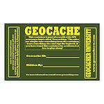 Decon Sticker