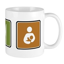 Breastfeeding Symbol Mug
