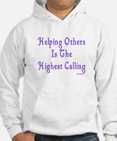 Helping Others Hoodie