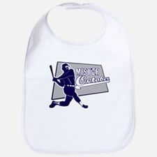 NY Baseball Mr October Bib