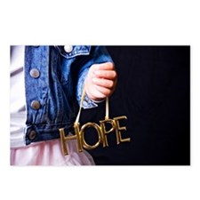 Hope Cards Postcards (Package of 8)