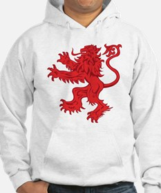 Lion Red Hoodie