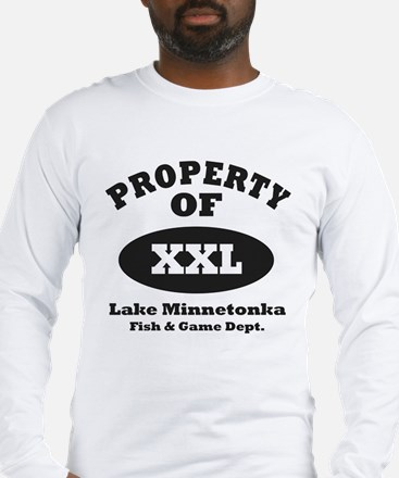Property of XXL Long Sleeve T-Shirt