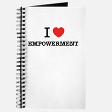 I Love EMPOWERMENT Journal