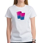 Flying Bi Pride Women's T-Shirt