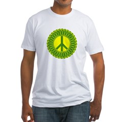 Green Peace Shirt, Made in USA