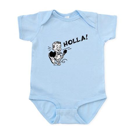 Holla Infant Bodysuit