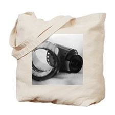 """Exposed"" Tote Bag"