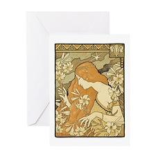 L'ermitage Greeting Card