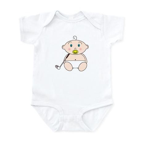 Golfer Baby Infant Bodysuit