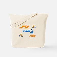 Pimp Mark's Ride Tote Bag