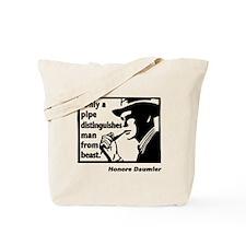 Pipe Smoker I Tote Bag