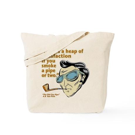 Pipe Smoker III Tote Bag