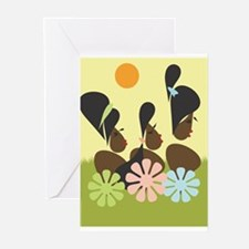 Color winter Greeting Cards (Pk of 10)