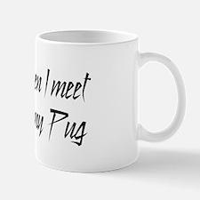 Women or Pug Mug