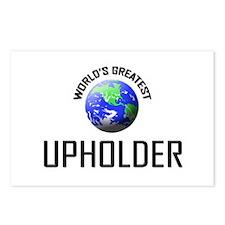 World's Greatest UPHOLDER Postcards (Package of 8)