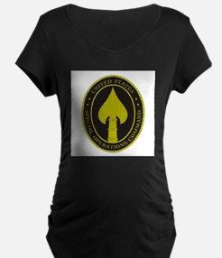 US SPECIAL OPS COMMAND Maternity T-Shirt