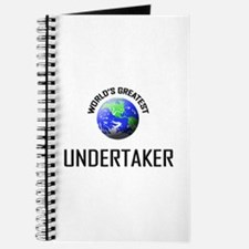 World's Greatest UNDERTAKER Journal