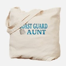 coast guard girlfriend dog ta Tote Bag