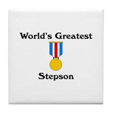 WG Stepson Tile Coaster