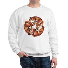 Celtic Foxes Sweatshirt