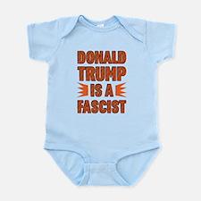 Trump is a Fascist Body Suit