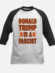 Trump is a Fascist Baseball Jersey