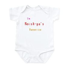 Noish-Pa's Favorite Onesie