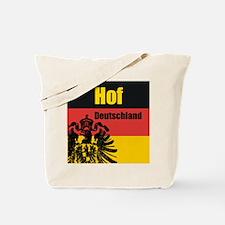 Hof Deutschland Tote Bag