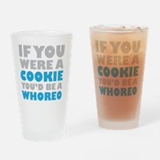 Cute Whores Drinking Glass