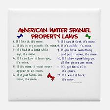 American Water Spaniel Property Laws 2 Tile Coaste