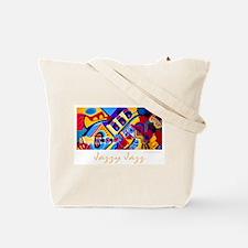 Funny Marc Tote Bag