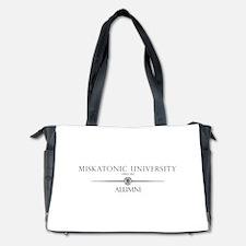 Miskatonic University Alumni Diaper Bag