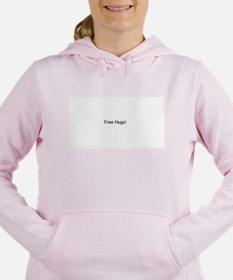 Cute Hugged Women's Hooded Sweatshirt