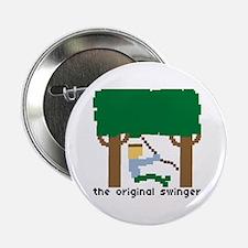 the original swinger - Button