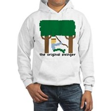 the original swinger - Hoodie
