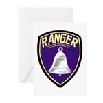 Riverside County Ranger Greeting Cards (Pk of 20)