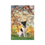 Spring / Fox T (1) Rectangle Magnet (10 pack)