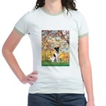 Spring / Fox T (1) Jr. Ringer T-Shirt
