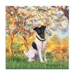 Spring / Fox T (1) Tile Coaster
